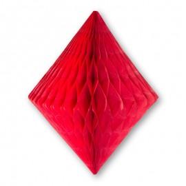 Farolillos forma Diamante 30 cm