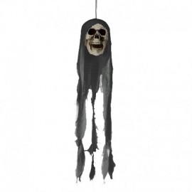 Fantasma con Túnica Colgante Negra
