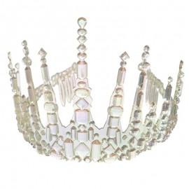 Corona Carámbano Hada de Hielo
