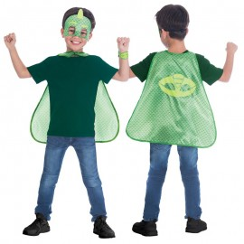 Capa Gecko PJ Masks Infantil