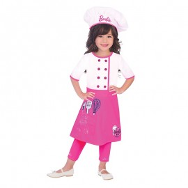 Disfraz de Barbie Chef