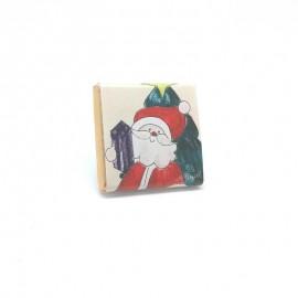 Chocolatina Papá Noel Christmas