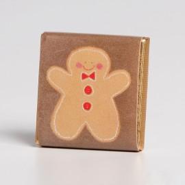 Chocolatina Galleta de Jengibre
