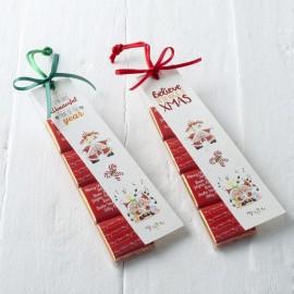 2 Estuches 4 Chocolates Punto Libro Pit&Pita Beso Cantando