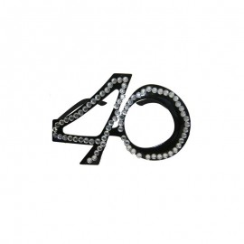 Gafas con Número 40