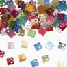 Confeti Numero 18 Multicolor