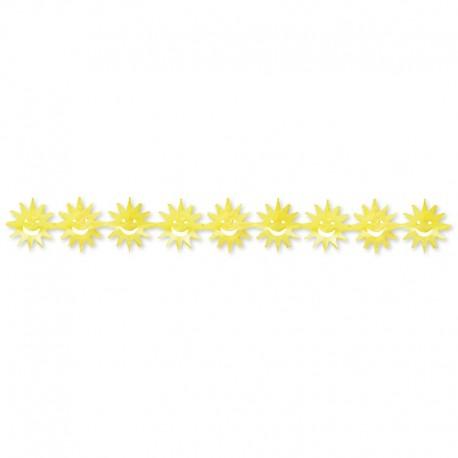 Guirnalda forma Sol 3 mts