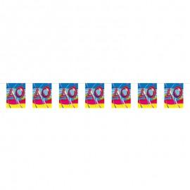 Banderines 40 con Remolinos