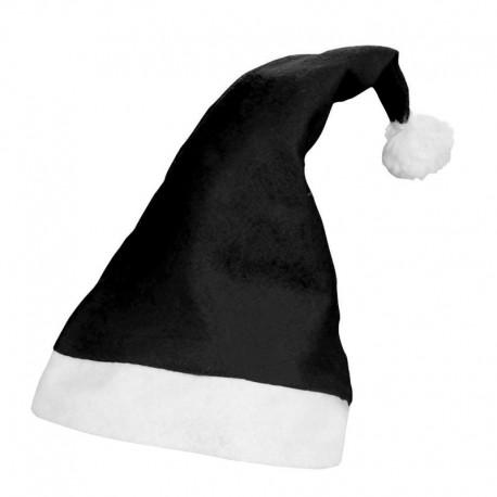 Gorro de Navidad Negro 38708333401