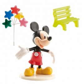 Kit Mickey Mouse Para Tartas