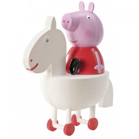 Figura Peppa Pig Caballo