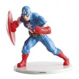 Figura Capitán América Avengers 8,5 cm