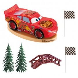 Kit Decoración Cars para Pastel