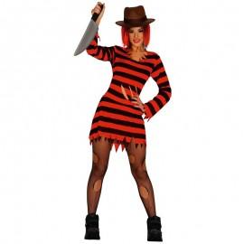 Disfraz de Miss Krueger para Mujer