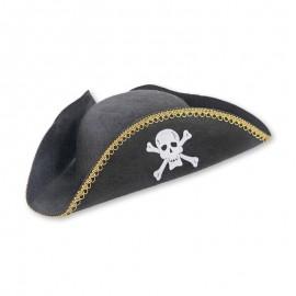 Sombrero Corsario con Calavera 61e1ee59603