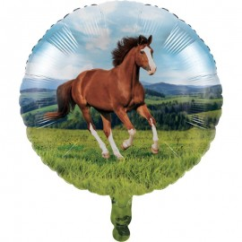 Globo Foil Caballo y Pony