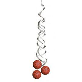 2 Decoraciones Colgantes Basket