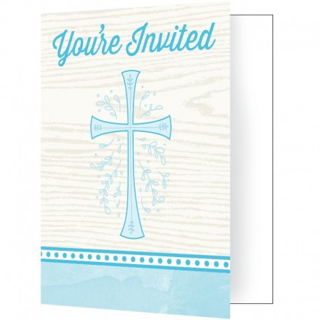 8 Invitaciones Cruz Azul