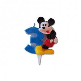 Vela Mickey nº3