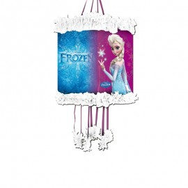 Piñata Frozen Viñeta