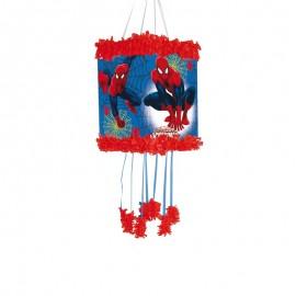 Piñata Spider Man Viñeta