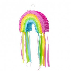 Piñata Rainbow 30x20x10 cm