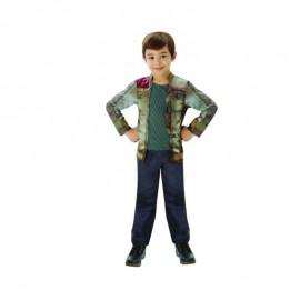 Disfraz Star Wars de Finn de Lujo Infantil
