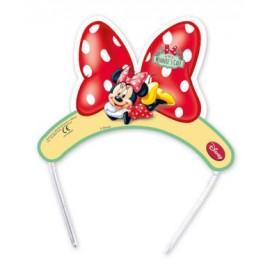 Orejas Minnie Mouse de Papel