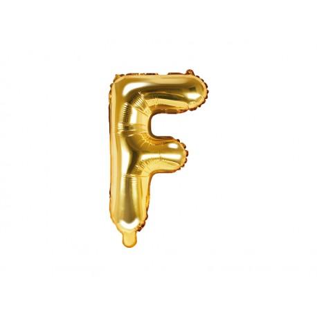 Letra Globo F 35 cm