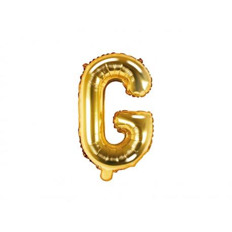 Letra Globo G 35 cm