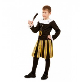 Disfraz de Cervantes Infantil