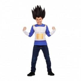 Camiseta de Vegeta de Dragon Ball