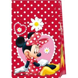 6 Bolsas Disney Minnie Mouse