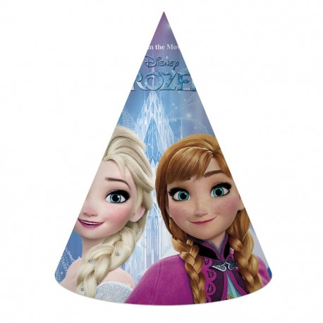 6 Sombreros Frozen Northern Lights