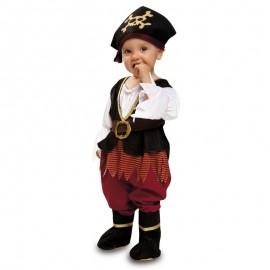 Disfraz de Pirata Bebé Niña Infantil
