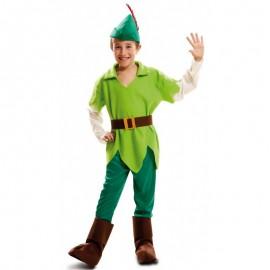 Disfraz de Peter Pan Infantil