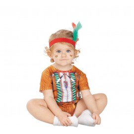 Disfraz de Indian Bodysuit Infantil