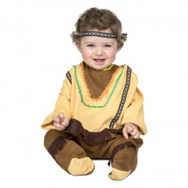 Disfraz de Bebé Indio Infantil