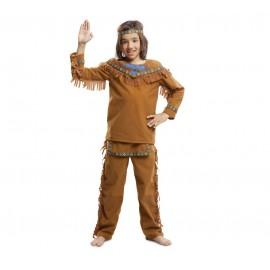 Disfraz de Indian Boy Infantil