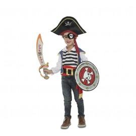 Disfraz de Yo Quiero Ser Pirata Infantil