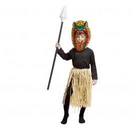 Disfraz de Zulu Infantil