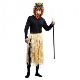 Disfraz de Zulu Adulto