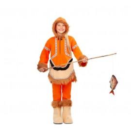 Disfraz de Esquimal Niña Infantil
