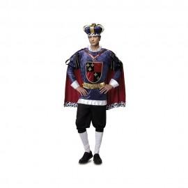 Disfraz de Rey De Lujo Adulto