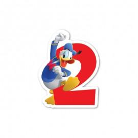 Vela nº2 Mickey Mouse