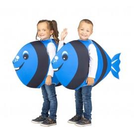 Disfraz de Pececito Azulón Infantil