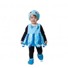 Disfraz de Pequeño Pulpo Infantil