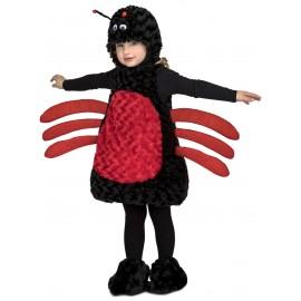 Disfraz de Araña Peluche Infantil