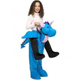 Disfraz de Ride-On Dragón Infantil
