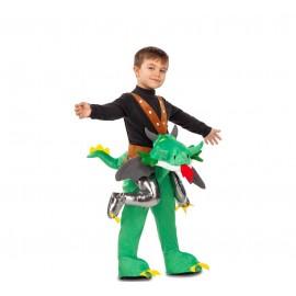 Disfraz de Ride-On Dragón De Las Montañas Infantil